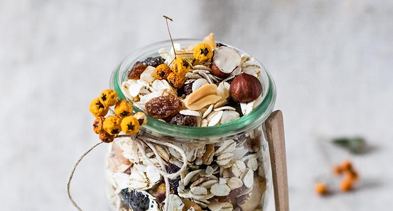 Foto von Müsli – Ernährungsmedizin