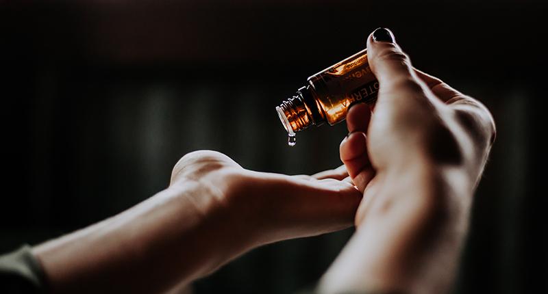 Homöopathie in Tropfenform